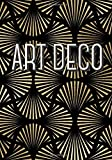 Art Deco: A decorative book for coffee tables, bookshelves and end tables: Stack 'art movement' decor books to add home decor to bedrooms, lounges and ... book: Ideal for your own home or as a gift.
