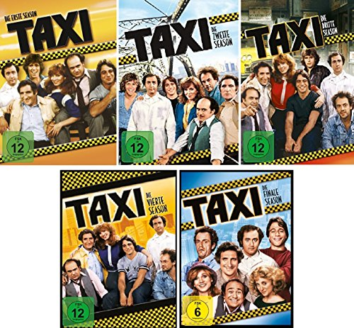 Taxi - Staffel 1-5 (17 DVDs)