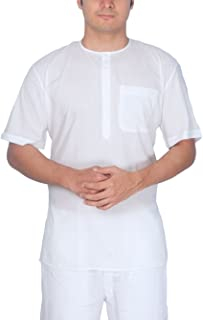 Half Sleeve Men's Kurtas: Buy Half Sleeve Men's Kurtas