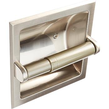Brushed Nickel MINTCRAFT 756-07-SOU  Paper Holder