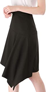 Best asymmetric skirt midi Reviews