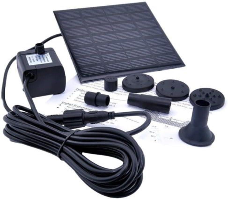 Phoenix Mall Solar Water Sprayer All items in the store YXZ-2 Panel Power Ga Pump Fountain Kit