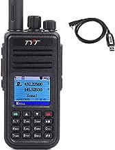 TYT MD-UV380 Dual Band DMR Radio VHF/UHF 136-174Mhz/400-480Mhz Two Way Radio Portable Ham Radio (Amateur)