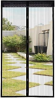 Extsud Mosquitera Magnética para Puertas 80 x 200 cm
