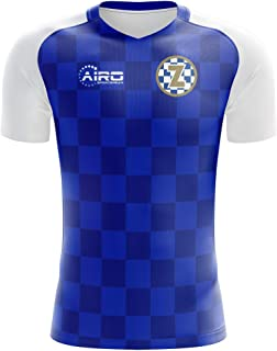 Airosportswear 2018-2019 Dinamo Zagreb Home Concept Football Soccer T-Shirt Jersey - Baby