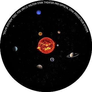 Solar System disc for Uncle Milton Star Theater Pro/Nashika NA-300 Home Planetarium
