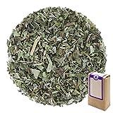 Núm. 1117: Té de hierbas orgánico 'Tiempo de cierre' - hojas sueltas ecológico - 100 g - GAIWAN® GERMANY - menta, llantén menor, bálsamo de limón, lavanda, salvia