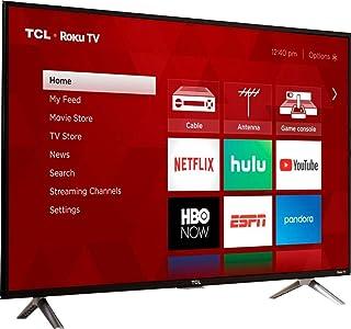 TCL 43S303 43in LED 1080P 120HZ WiFi Roku TV (Renewed)