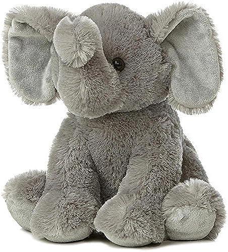 100% autentico Aurora Elephant 11 Inch Plush Plush Plush Toy by AURORA  alto descuento