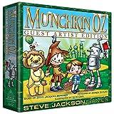 Steve Jackson Games sjg01542–Juego de Cartas Munchkin oz Guest Artist Edition