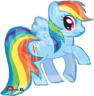 My Little Pony Rainbow Dash Super Shape Balloon