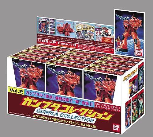 n ° 1 en línea Gundam Collection 2 (BOX) (BOX) (BOX) (japan import)  compra limitada