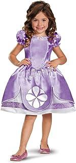 Disney Junior Sofia The First Classic Girls' Costume