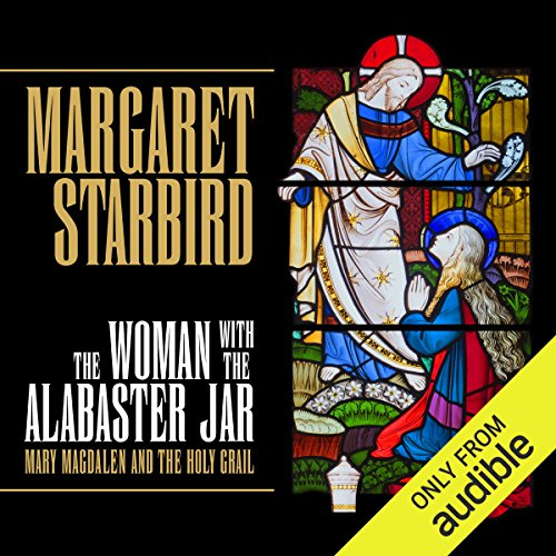 The Woman with the Alabaster Jar cover art
