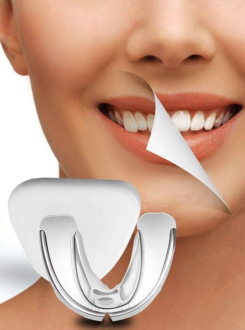 かもめリングレットオピエート歯列矯正矯正器具、透明な歯アライメントブレーススリムグラインドプロテクター、細いカスタムフィットプロフェッショナルナイトマウスガードマウスピース、いびき防止歯研ぎTMJボクシングスポーツガード歯