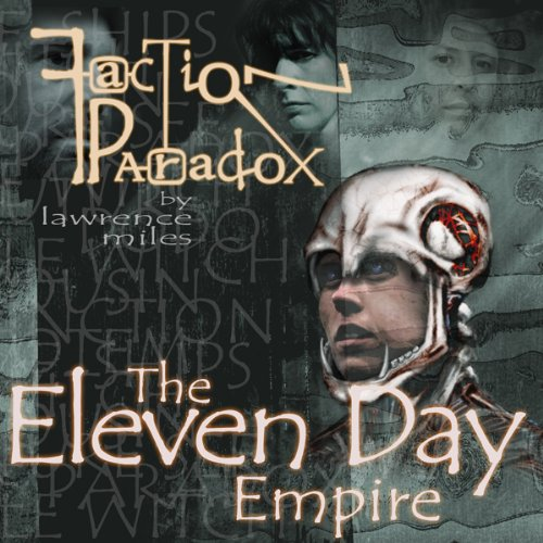 Faction Paradox audiobook cover art