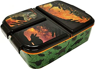 Theonoi Kinder Brotdose / Lunchbox / Sandwichbox wählbar: F
