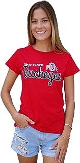 NCAA Women's Favorite Crew Neck T Shirt