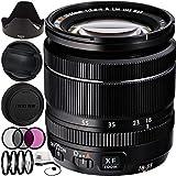Fujifilm XF 18-55mm f/2.8-4 R LM OIS Zoom Lens (White Box) 12PC Accessory...