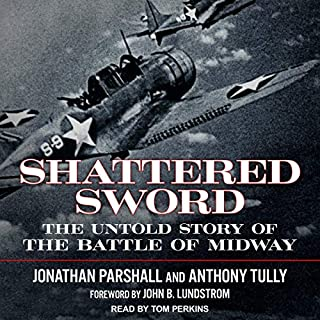 Shattered Sword audiobook cover art