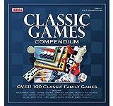 John Adams Ideal Classic Games - Lote de Juegos de Mesa clásicos (Instrucciones en inglés)