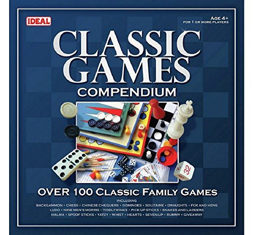 John Adams Ideal Classic Games - Lote Juegos
