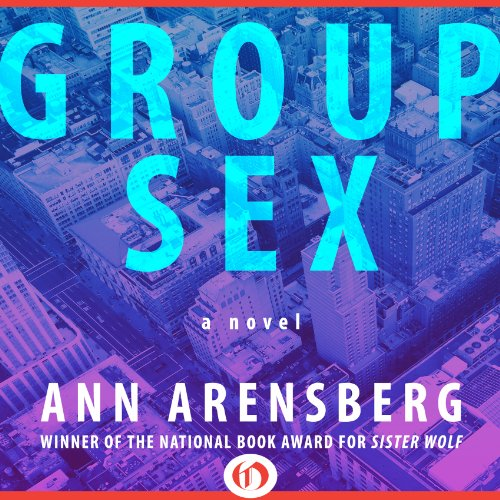 Group Sex audiobook cover art