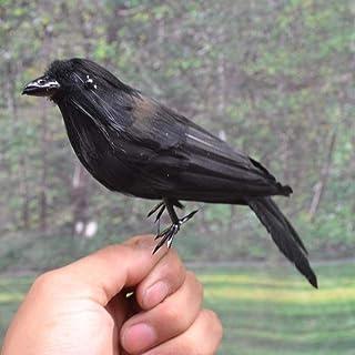 Statue Stand Metalbeautiful Pastoral Birds Hand Crafts Props Home Garden Decoration -V