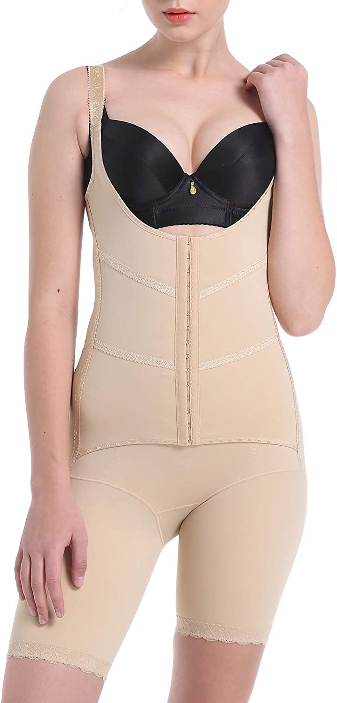 Women sale Reinforce Compression Abdominal Tummy Elegant Op Control Shapewear