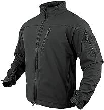 Condor Outdoor Phantom Soft Shell Jacket Color- Navy Blue (Large)