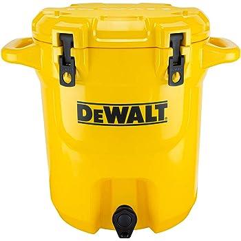 DEWALT DXC5GAL 5 Gallon Water-Cooler, Yellow
