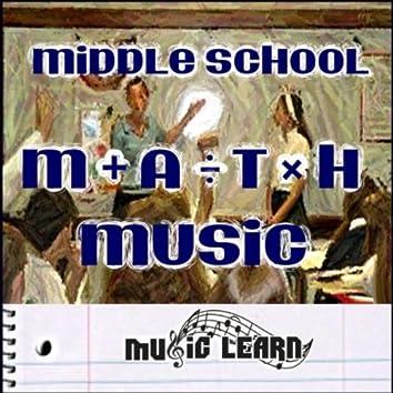 Middle School Math Music
