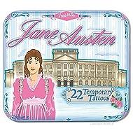 Accoutrements Jane Austen Tattoos