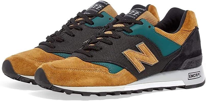 Amazon.com: New Balance Made in England M577 - Zapatillas de ...