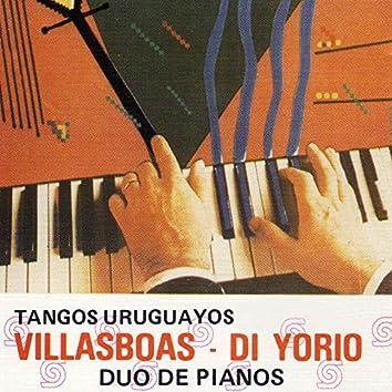 Tangos Uruguayos (Dúo de Pianos)
