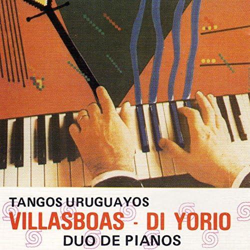 Miguel Villasboas & Hugo Di Yorio
