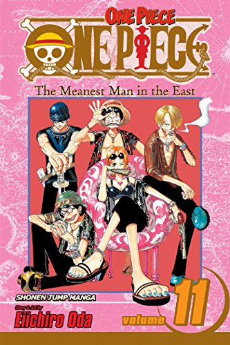 One Piece 11: The Meanest Man in the East [Lingua Inglese]