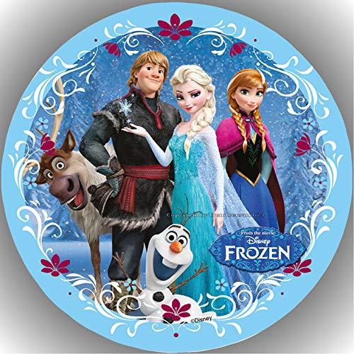 Premium Esspapier Tortenaufleger Frozen T118