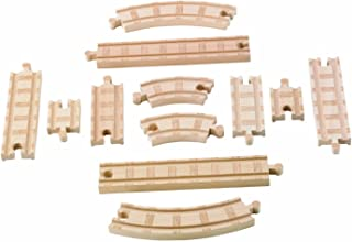 Fisher-Price Thomas & Friends Wooden Railway, Straight and Curved Expansion Track