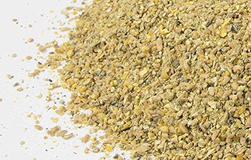 Hühnerfutter gegen Milben im 30kg Sack mit MilbArom, Genfrei!