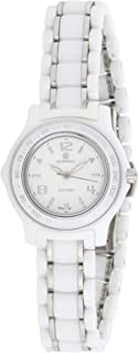 Olivera Casual Watch Analog for Women, Stainless Steel, OL1330