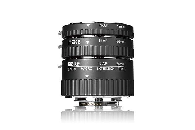 Best extension tubes for nikon | Amazon com