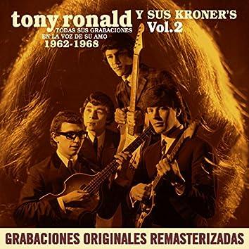 Todas sus grabaciones en La Voz en su Amo (1962-1968), Vol. 2 (Remastered 2015)