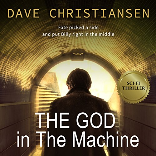 The God in the Machine audiobook cover art