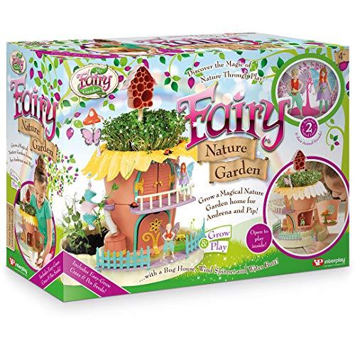 My Fairy Garden FG407 Fairy Nature Garden, Mehrfarbig, groß