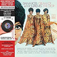 Cream Of The Crop - Cardboard Sleeve - High-Definition CD Deluxe Vinyl Replica - IMPORT by Diana Ross & The Supremes