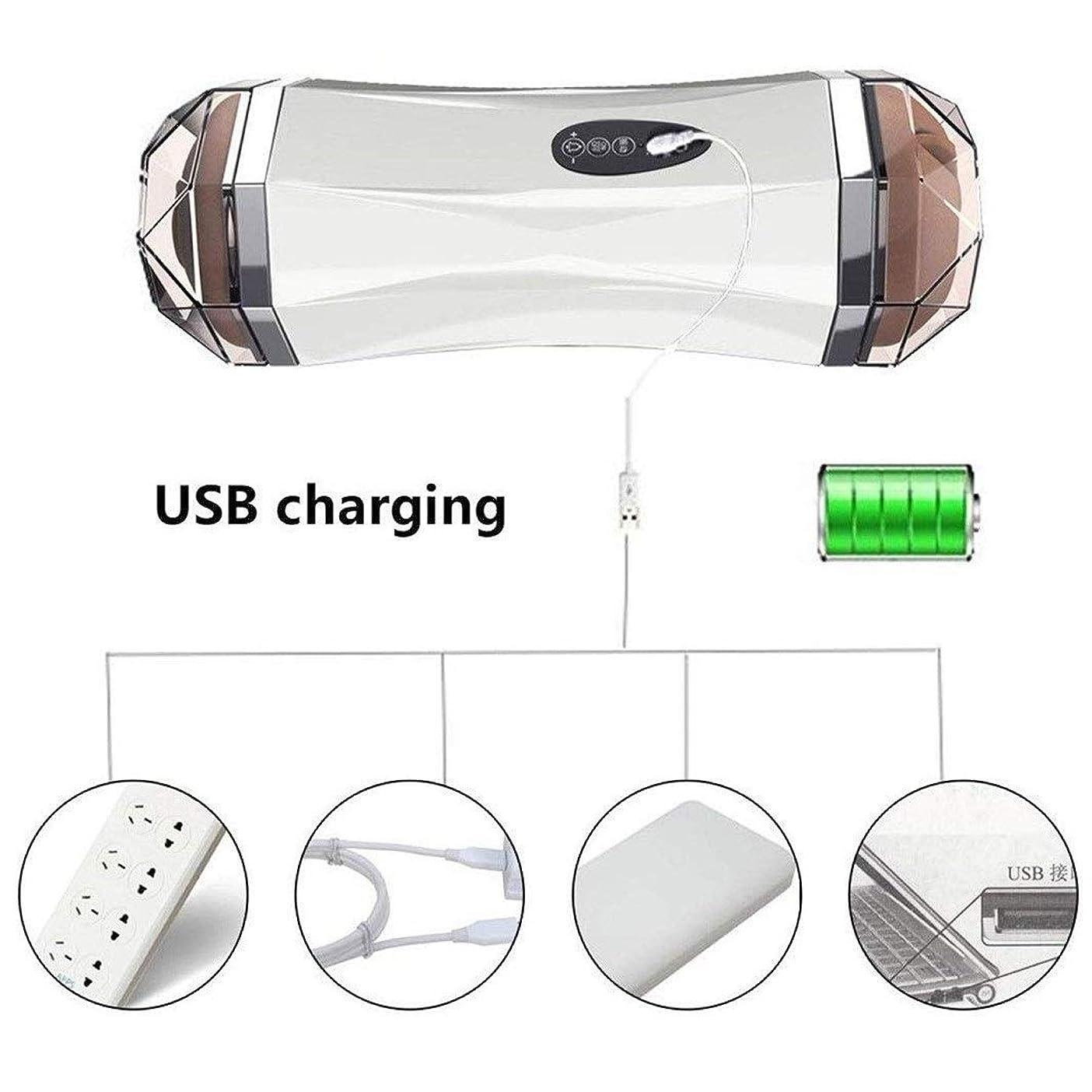 家事ジャケット下位MCAZMSG USB Rechargable Handheld Body Massager for Pain Relief and Muscle Relaxation、Promo、Blood Circulation Massager