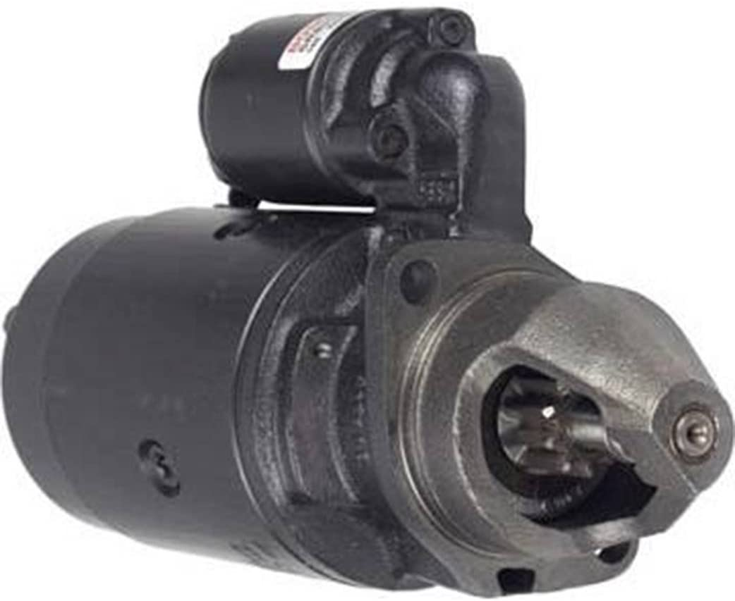 Rareelectrical NEW STARTER Outlet sale feature famous COMPATIBLE WITH JOHN TRACTOR 27 DEERE