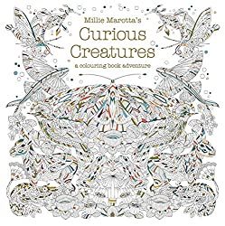 In Her Most Personal Book Yet Millie Brings You Selection Of The Remarkable Animals On Earth To Colour A Huge Wildlife Fan Since She Was