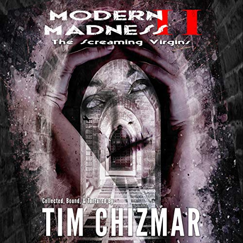 The Screaming Virgins Audiobook By Tim Chizmar cover art